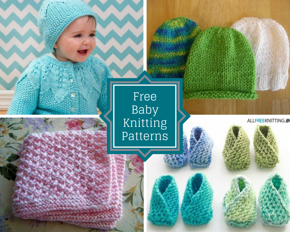 Knitting Ideas For Baby Knitting Pattern For Baby