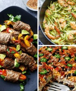 Quick And Easy Low Carb Dinner Recipes - Low Carb Dinner Recipes