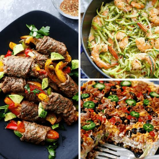 Quick And Easy Low Carb Dinner Recipes Low Carb Dinner Recipes