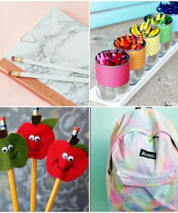 DIY School Supplies 2020 Easy To Make At Home
