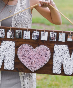 DIY Gift For Mother's Day - Easy Mother Day Gifts