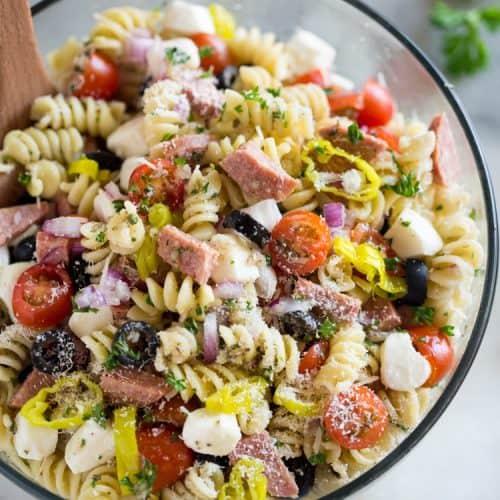 recipes for pasta salads