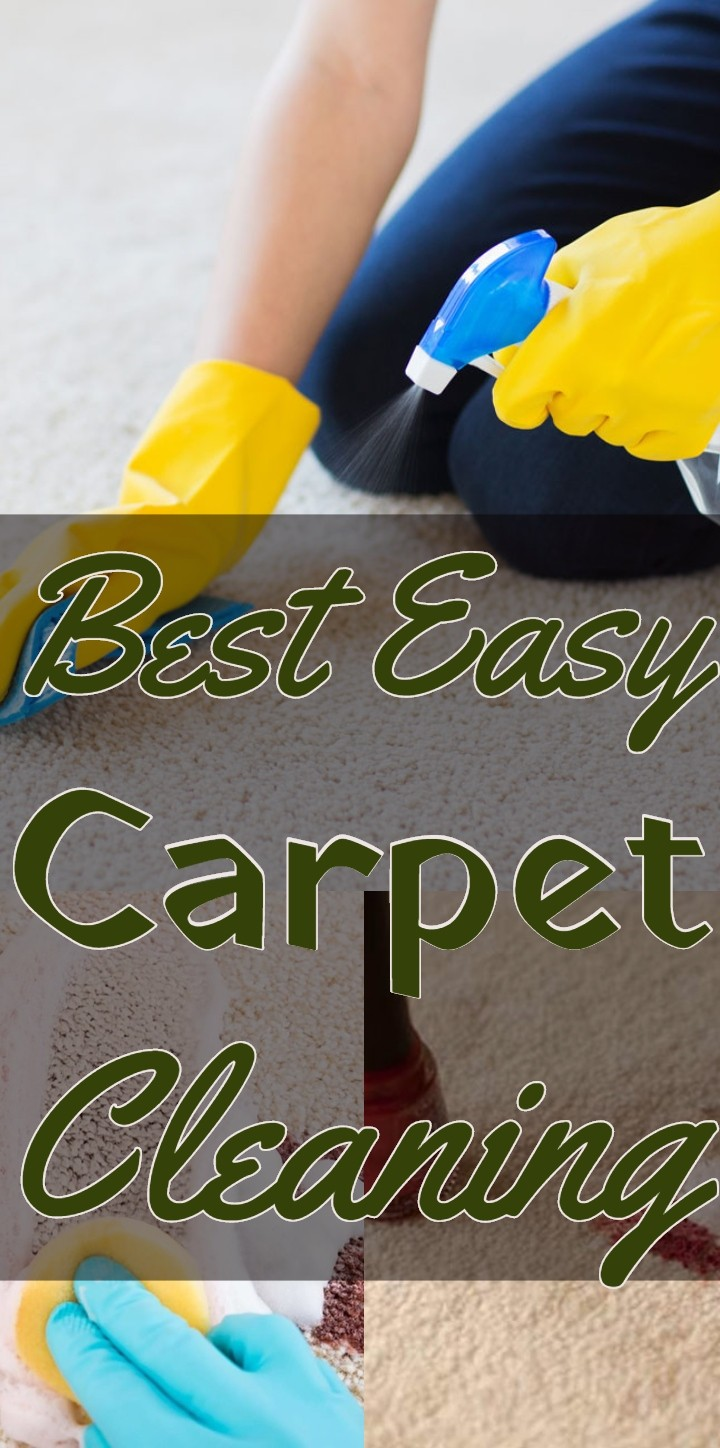 Best Easy Carpet Cleaning