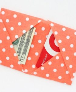 Easy DIY Wallet No Sew - Easy Wallet Ideas