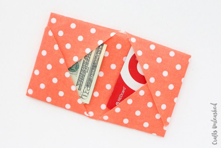Easy DIY Wallet No Sew Easy Wallet Ideas