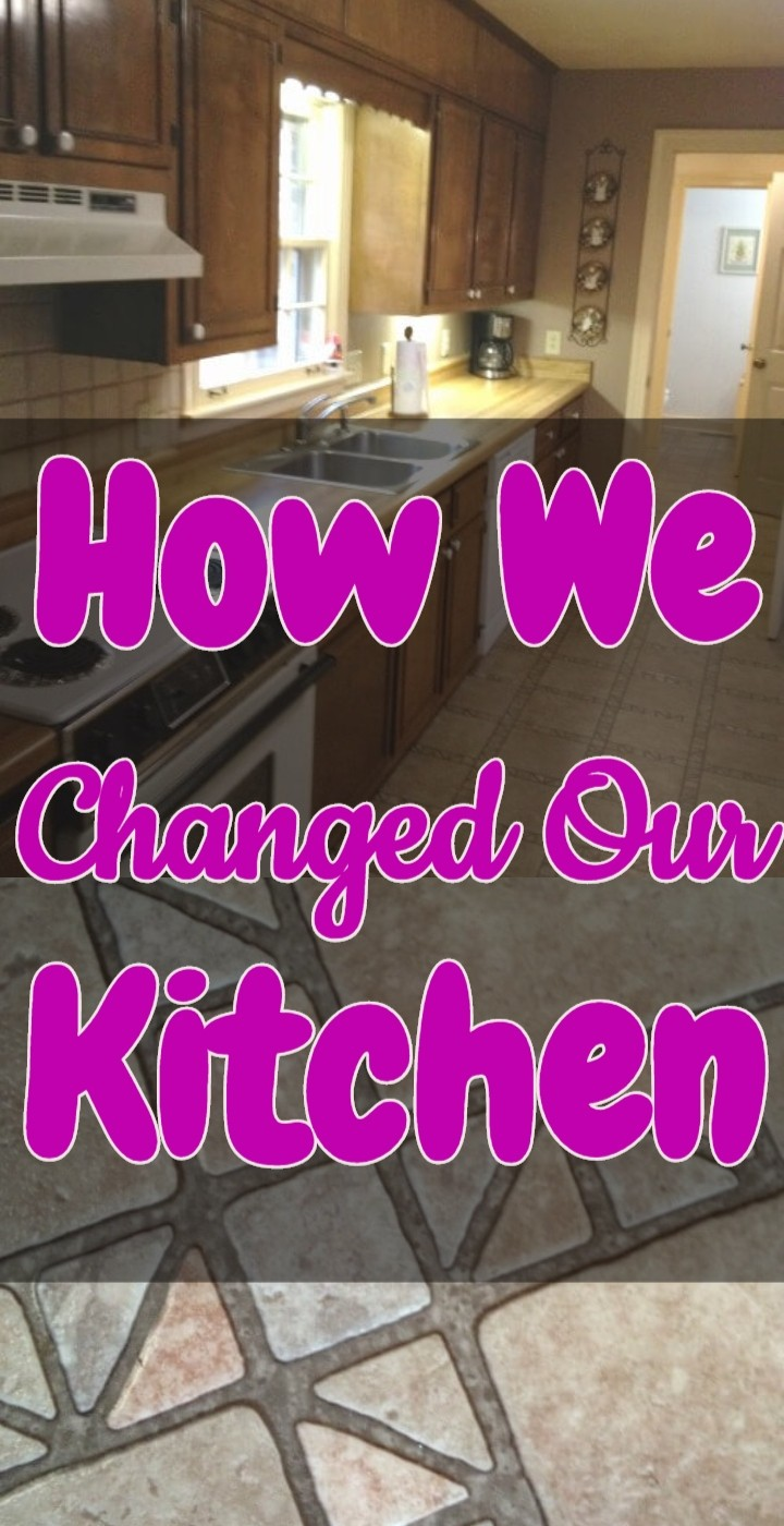 How We Changed Our Kitchen