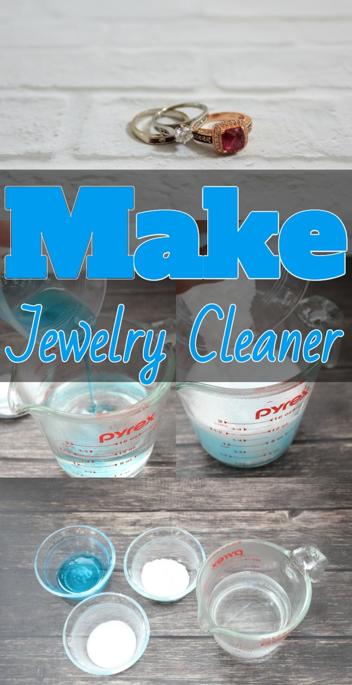 Make Jewelry Cleaner