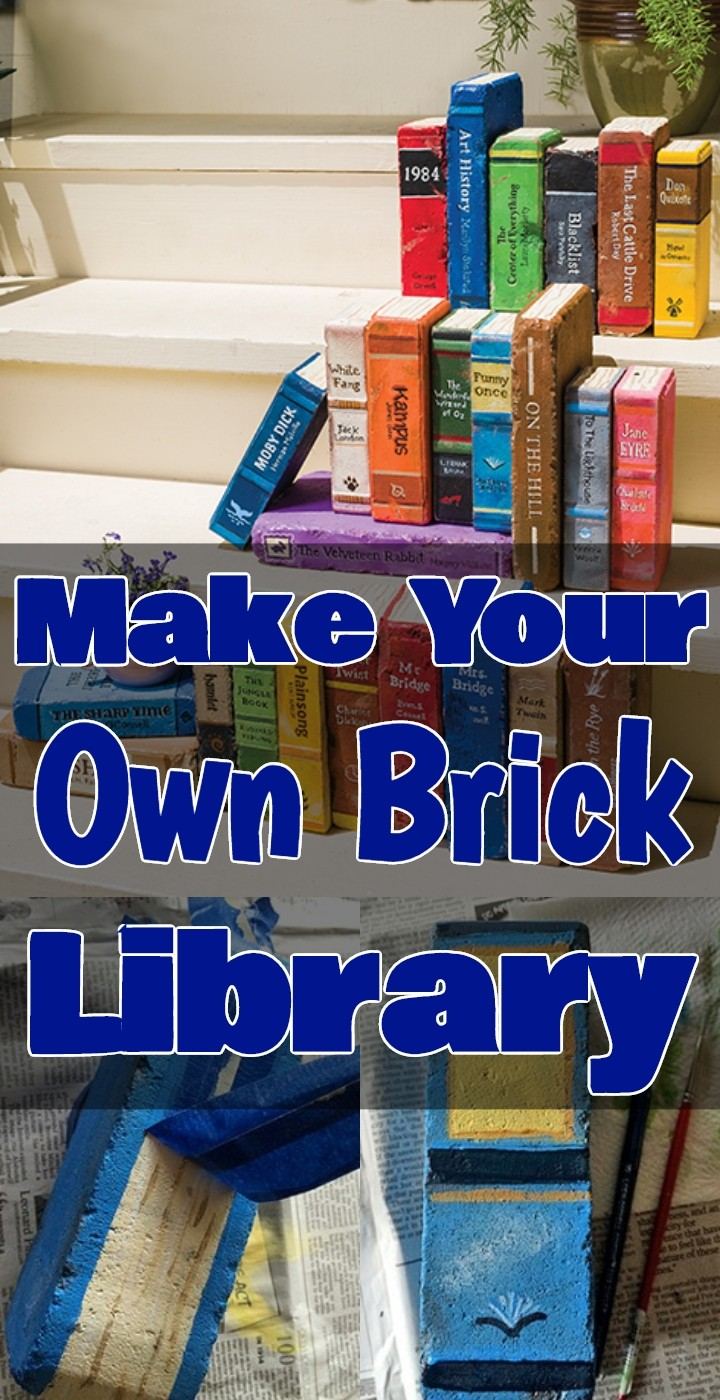 Make Your Own Brick Library