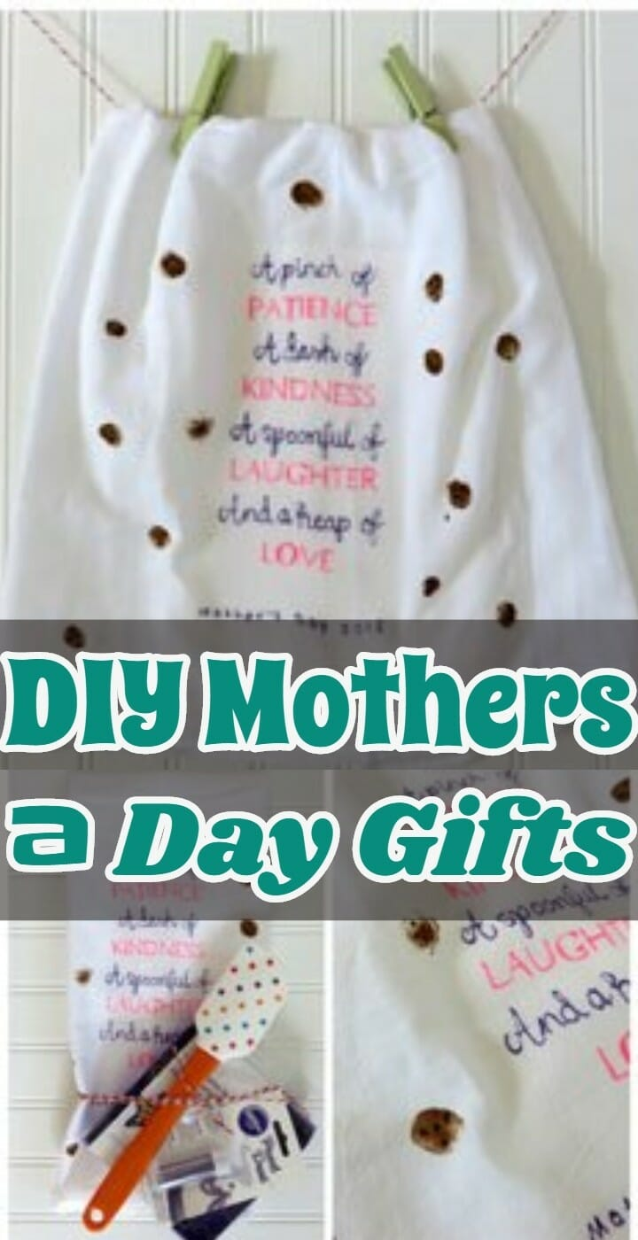 DIY Mothers a Day Gifts