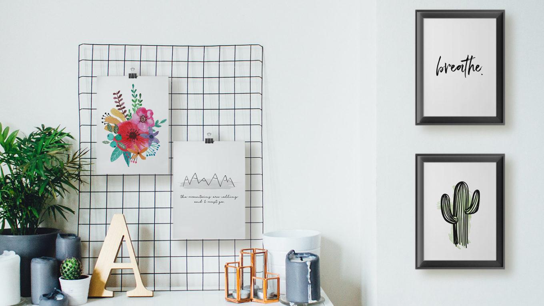 DIY Wall Art Ideas Easy DIY Wall Art Projects