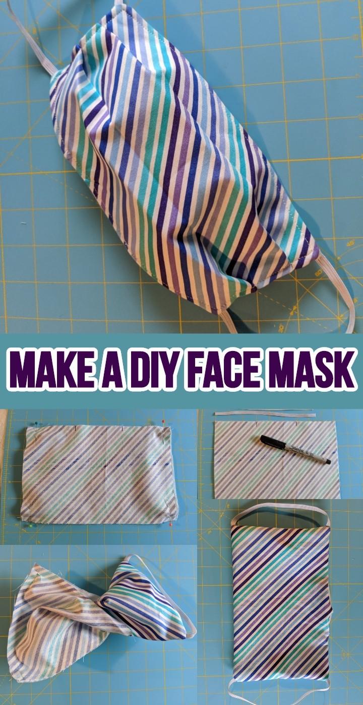Make a DIY Face Mask