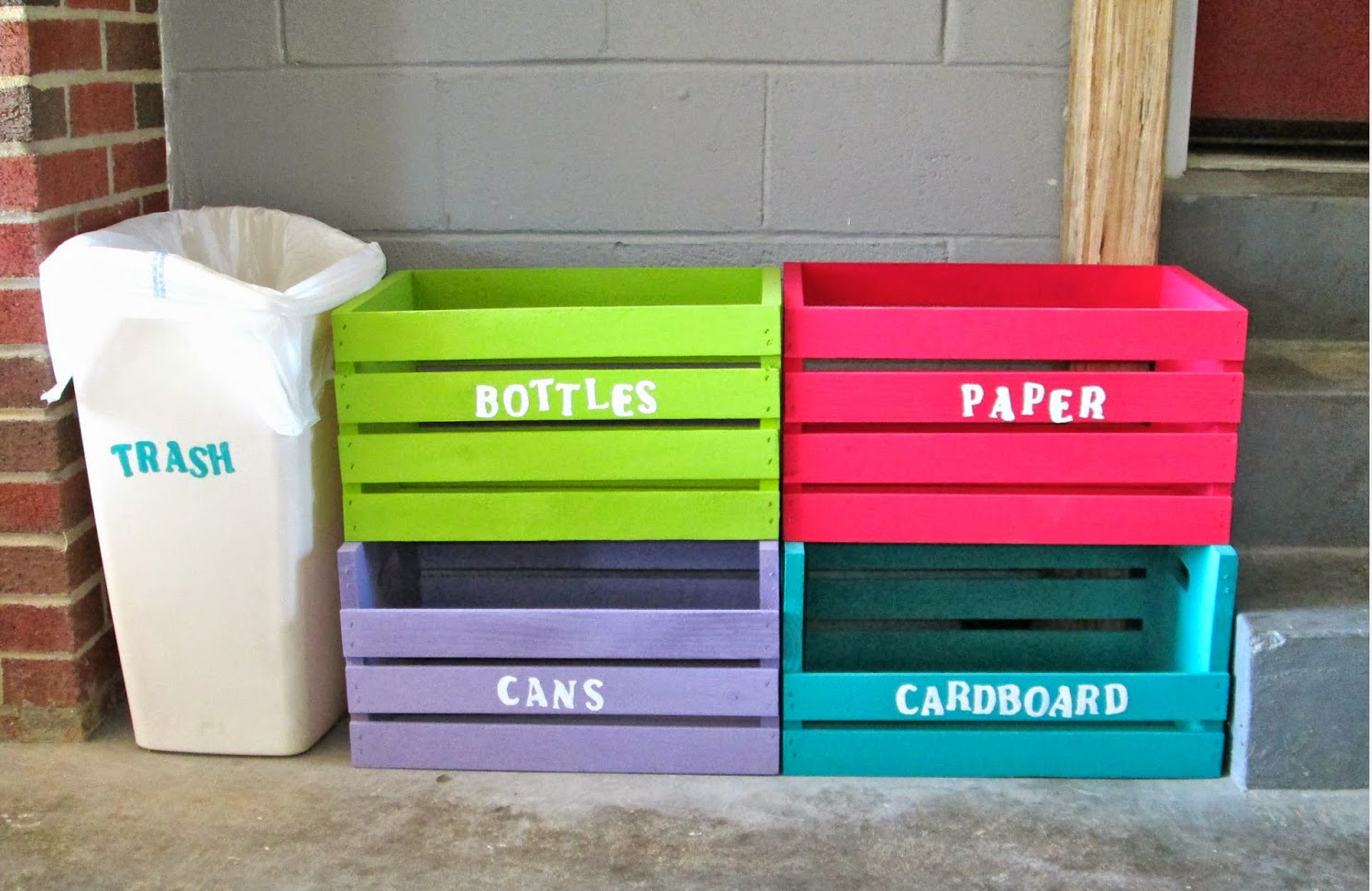 Recycling Crafts For Home 5 Best Easy Recycled Crafts