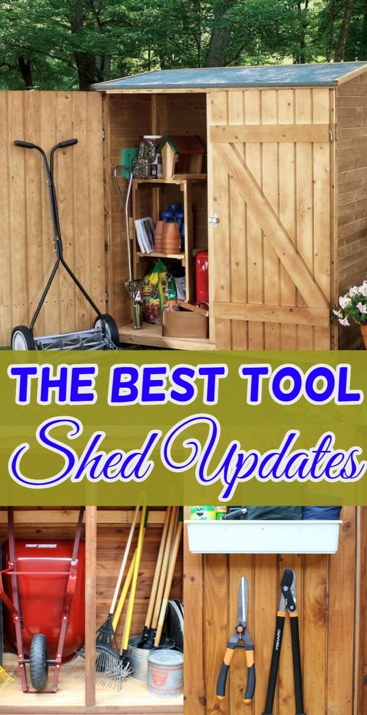 Tool Shed Updates