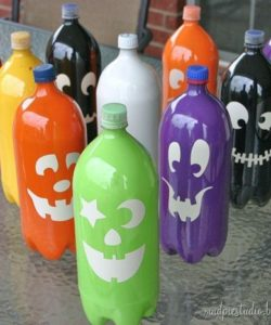 5 Easy Crafts From A Plastic Bottle For Decorate Peace