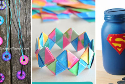 5 Easy Crafts For Kids That Are Improve You Kids Skills
