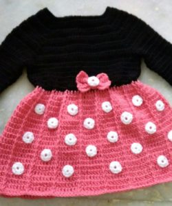 5 Easy Crochet Baby Dress Pattern Ideas