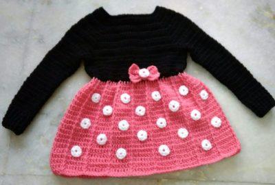 5 Easy Crochet Baby Dress Pattern Ideas