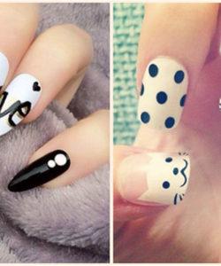 5 Fancy DIY Nail Design Ideas For Girls