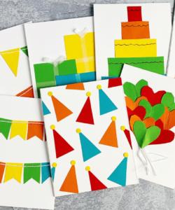 Birthday Cards DIY - How To Make Birthday Card