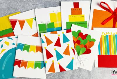 Birthday Cards DIY How To Make Birthday Card