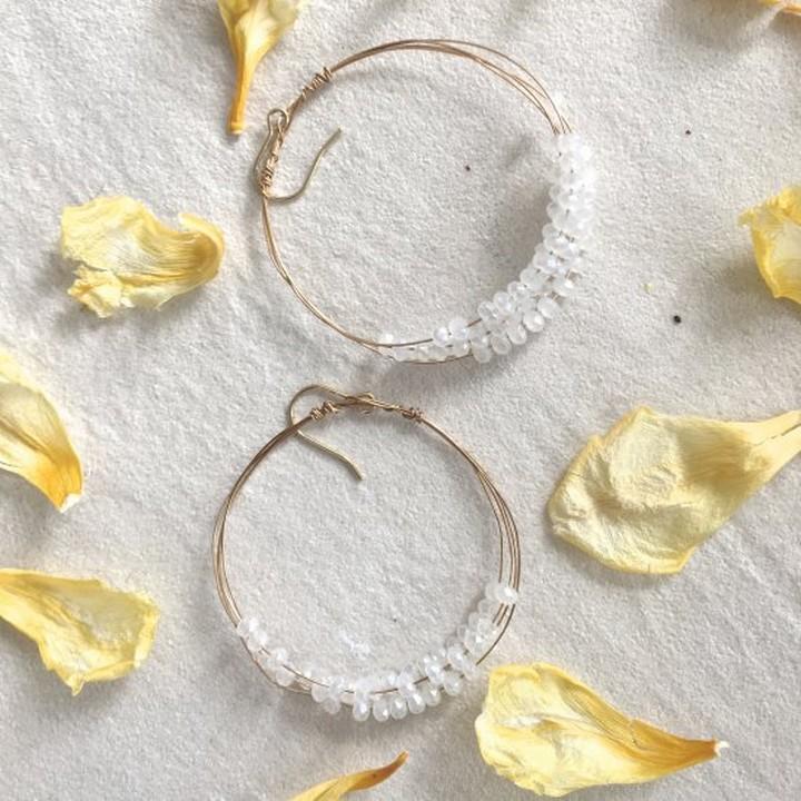DIY Beads Earrings For Stylish Girls