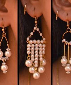 DIY Earrings Ideas - How To Make Earrings