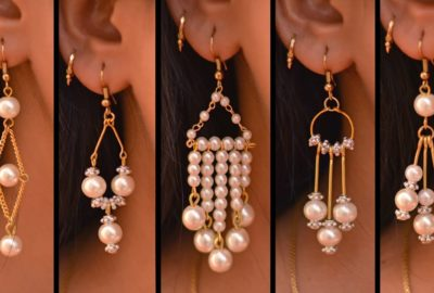 DIY Earrings Ideas How To Make Earrings