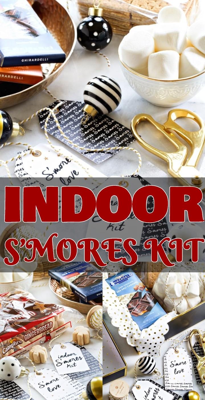 Indoor S'Mores Kit