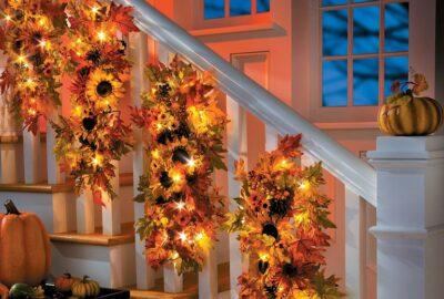 17 DIY Easy To Make Front Door Wreaths For Summer 1