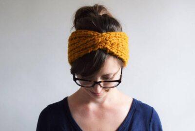 Crochet Headband Free Crochet Pattern