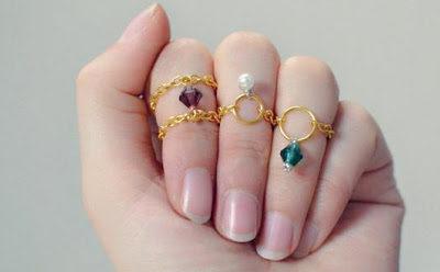 DIY Rings How To Make Rings ideas